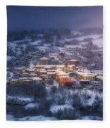 La Arboleda Fleece Blanket