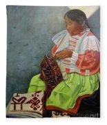 La Costurera Fleece Blanket