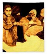 La It Khafeen Habibti Fleece Blanket
