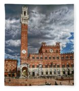 La Piazza Fleece Blanket