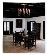 La Rabida Monasterio - Huelva Fleece Blanket