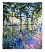 La Tonnelle The Arbor Fleece Blanket