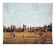 La Varenne De St. Hilaire Fleece Blanket