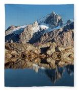 Lac Lerie - 001 Fleece Blanket