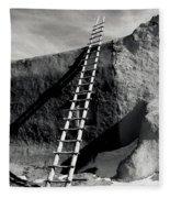 Ladder To The Sky Fleece Blanket