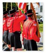 Ladies Auxiliary Palenville Fire Department 8 Fleece Blanket