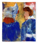Ladies Day Out Fleece Blanket