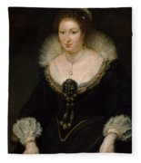 Lady Alethea Talbot, Countess Of Arundel Fleece Blanket