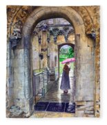 Lady Chapel Fleece Blanket