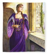 Lady Ettard Fleece Blanket