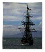 Lady Washington-1 Fleece Blanket