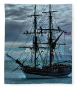 Lady Washington-3 Fleece Blanket