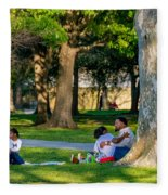 Lafreniere Park Fleece Blanket