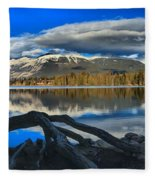 Lake Beauvert Roots Fleece Blanket