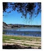 Lake Day Fleece Blanket