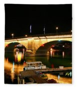 Lake Havasu Fleece Blanket