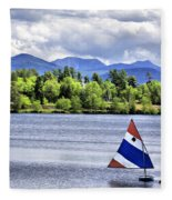 Lake Placid Fleece Blanket