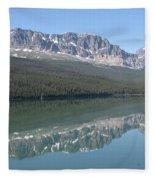 Lake Sherbourne Fleece Blanket
