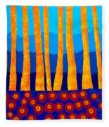 Lakeside Fleece Blanket