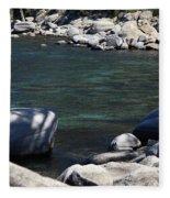 Lake Tahoe 22  Fleece Blanket