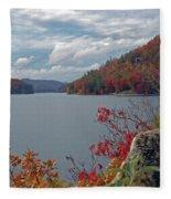Lakes Perfection Fleece Blanket