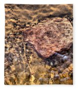 Lakescapes 4 Fleece Blanket