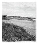 Lakeside Beauty - Bw No. 17 Fleece Blanket
