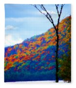 Lakeside Fleece Blanket