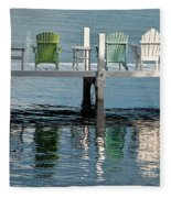Lakeside Living Fleece Blanket