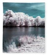 Lakeside4 Fleece Blanket