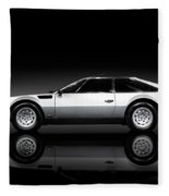 Lamborghini Jarama 1972 Fleece Blanket