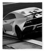 Lamborghini Sesto Elemento - 10 Fleece Blanket