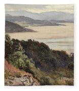 Lancaster Sands Fleece Blanket