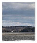 Land Between The Lakes National Recreation Area Fleece Blanket