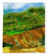 Landscape 012711 Fleece Blanket