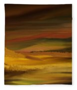 Landscape 022111 Fleece Blanket