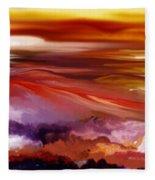 Landscape 022511 Fleece Blanket