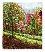 Landscape 2 Fleece Blanket