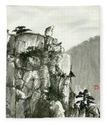 Landscape - 77 Fleece Blanket