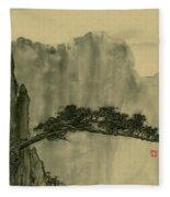 Landscape - 86 Fleece Blanket