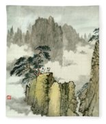 Landscape - 88 Fleece Blanket
