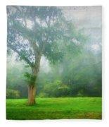 Landscape Beauty Fleece Blanket