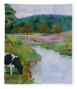 Landscape Fleece Blanket