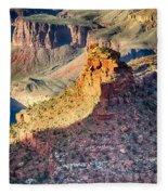 Landscapes At Grand Canyon Arizona Fleece Blanket