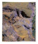 Landslide  Fleece Blanket
