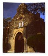 Lansdowne Church 3 Fleece Blanket