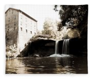Lantermans Mill Fleece Blanket