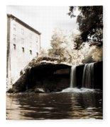 Lantermans Mill Fleece Blanket