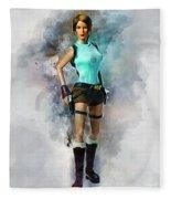 Lara Fleece Blanket