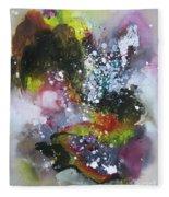 Large Color Fever Art23 Fleece Blanket